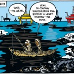 Oil industry on thin ice