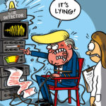 Donald Trump & The lying lie detector