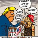 Lie addict